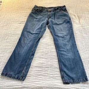 R&R   Relaxed Fit Straight 38x30